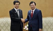 Việt Nam tăng cường hợp tác với Nhật Bản phát triển hạ tầng giao thông
