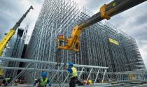 Năm 2018, ngành xây dựng tăng trưởng 9,2%