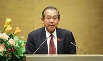 Phó Thủ tướng Trương Hoà Bình: Năm 2018 hoàn thành 12 chỉ tiêu, 9 chỉ tiêu vượt kế hoạch