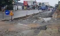 Quốc lộ 1 qua Quảng Ngãi liên tục xin gia hạn