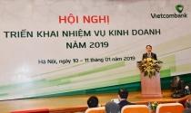Vietcombank: Năm 2018 lãi ròng hơn 18.000 tỷ đồng, nợ xấu còn 0,97%