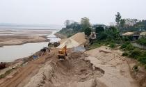 Bến bãi không phép ngang nhiên hoạt động