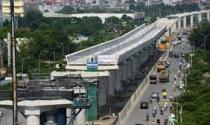 Lắp đặt đường ray tuyến đường sắt hơn 36.000 tỉ đồng
