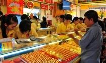 Giá vàng trong nước giảm mạnh sau ngày Vía thần tài