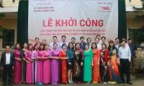 TNG Holdings Vietnam tài trợ 7,5 tỉ đồng xây dựng trường học tại Hà Tĩnh