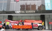 """Vi phạm PCCC, Capital Garden tiếp tục bị """"điểm tên"""""""