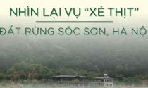 """Infographic: Nhìn lại vụ """"xẻ thịt"""" đất rừng Sóc Sơn, Hà Nội"""