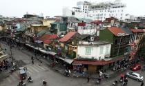 Phố cổ Hà Nội trước vòng xoáy đô thị hóa