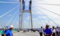 Cuối tháng 5, thông xe Cầu Vàm Cống 5.700 tỷ đồng