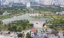 Nóng trong tuần: Tranh luận xây dựng bãi xe ngầm tại công viên Cầu Giấy