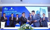 Novaland ký kết hợp tác với nhà thầu xây dựng Lotte E&C