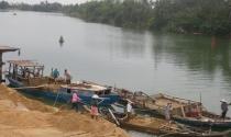 Tăng cường xử lý vi phạm khai thác cát, sỏi, vật liệu xây dựng