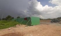 Ngăn chủ đất tự ý làm đường, nghi phân lô bán nền ở Vũng Tàu
