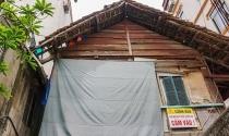 Cận cảnh biệt thự Pháp bị bỏ hoang trên khu đất vàng Hà Nội chưa thể 'đòi'