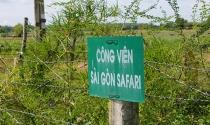 Sài Gòn Safari treo 14 năm vì chủ đầu tư không đủ năng lực