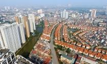 Giao dịch nhà ở giảm mạnh ở cả TP.HCM và Hà Nội