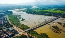 Quảng Ngãi: Thông xe cầu gần 650 tỉ qua sông Trà Khúc