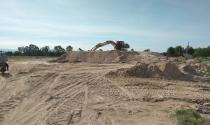 Bình Thuận mỏ cát lậu thách thức chính quyền: Tổ liên ngành của tỉnh bất ngờ kiểm tra