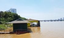 'Biệt phủ', nhà hàng mọc trái phép sông Hồng:Nơi tháo dỡ, chỗ chờ hợp thức hóa?