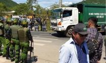 Đà Nẵng: Dân chặn không cho xe vào bãi rác Khánh Sơn