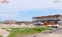 Young Town Tây Bắc Sài Gòn đẩy nhanh tiến độ hạ tầng