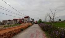 Bắc Ninh: Đường làng bất ngờ bị hợp nhất vào đất dự án