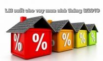 Bảng lãi suất cho vay mua nhà tháng 8/2019 của 18 ngân hàng