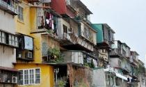 Hà Nội: Thúc tiến độ hoàn thành đồ án quy hoạch chung cư cũ