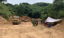 Lương Sơn (Hòa Bình): Liên tục khai thác đất đồi không phép