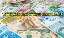 Tỷ giá hạch toán đô la Mỹ tiếp tục tăng 0,04%
