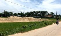 Quảng Ngãi: Chưa được giao đất đã san lấp mặt bằng