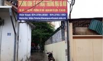 Hà Nội: Tranh chấp khó hòa giải chỉ vì… bức tường 20cm