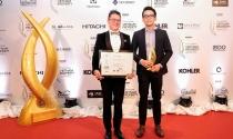 Kiến Á được vinh danh 8 giải thưởng tại Vietnam Property Awards 2019