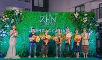 Những cư dân đầu tiên nhận bàn giao căn hộ cao cấp The Zen Residence
