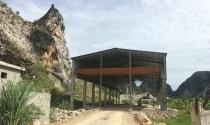 Nông Cống (Thanh Hóa): Doanh nghiệp Hồng Ngọc xây dựng vi phạm Luật đất đai