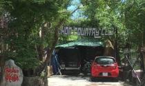Bình Định: Xây dựng điểm dừng chân, kinh doanh trái phép trên đất lâm nghiệp