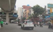 Nhà ga trên cao đường sắt Nhổn - ga Hà Nội vẫn vướng giải phóng mặt bằng