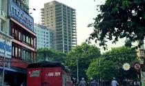 """Hải Phòng: Tòa nhà 25 tầng nằm trên khu """"đất vàng"""" nhưng bị bỏ hoang"""