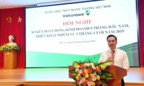 Vietcombank: 9 tháng lợi nhuận 17.250 tỷ đồng