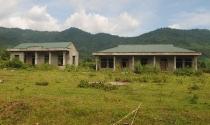 Nghệ An: Hoang tàn dự án tái định cư Khe Mừ