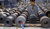 Xuất khẩu 3,16 tỷ USD sắt thép trong 9 tháng