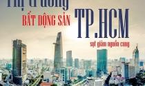 Infographic: Thị trường bất động sản TP.HCM sụt giảm nguồn cung