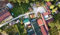 Lâm Đồng: Đại úy công an lấn gần 1.900m2 đất, xây nhà hàng trái phép tại khu đắc địa