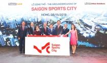 Động thổ dự án 4.300 căn hộ Saigon Sports City