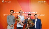 Vingroup hợp tác với Google sản xuất tivi thông minh