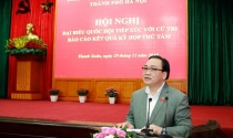 Bí thư Hà Nội nhận lỗi về tiến độ đường sắt Cát Linh - Hà Đông