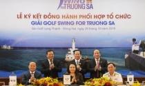"""Hành trình """"biển ngọt"""" tại giải gôn Swing for Truong Sa 2019"""
