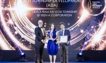 """Kiến Á được vinh danh """"Best of the best"""" tại Giải thưởng bất động sản châu Á 2019"""