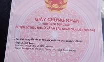 Quảng Ninh: Phát lộ nhiều giấy chứng nhận quyền sử dụng đất giả