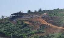 """Long Thành Hòa Bình Luxury Resort: Chủ đầu tư bất chấp thi công sau khị bị """"tuýt còi"""""""